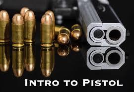 Intro to Pistol Class