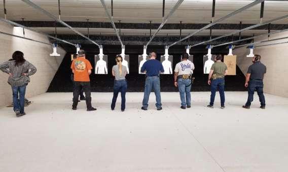 Handgun Skills & Drills