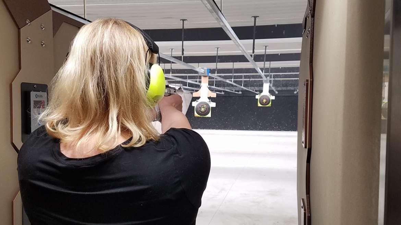 Intermediate Handgun